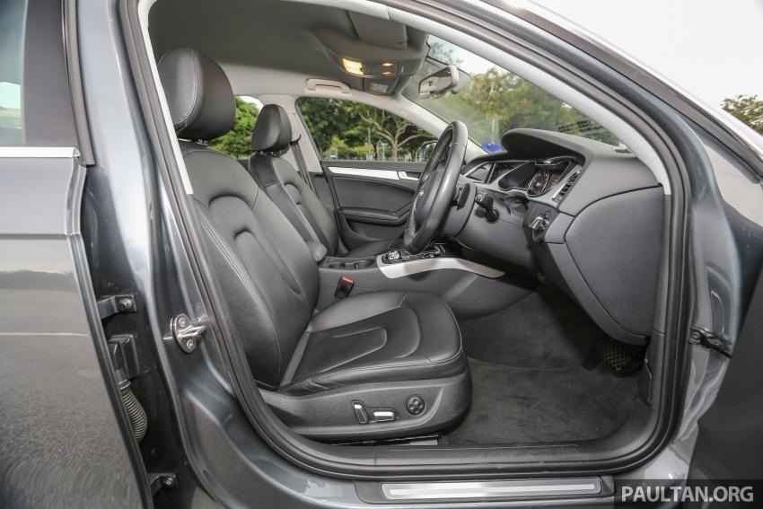GALLERY: Audi A4 – current B9 vs previous-gen B8 Image #561082