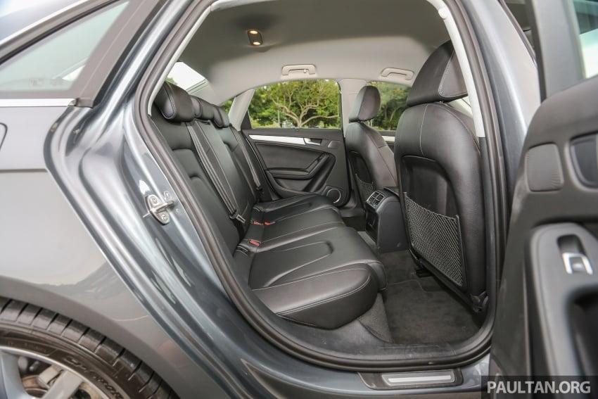 GALLERY: Audi A4 – current B9 vs previous-gen B8 Image #561084