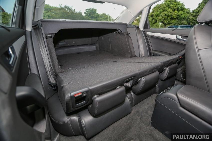 GALLERY: Audi A4 – current B9 vs previous-gen B8 Image #561086