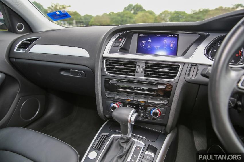 GALLERY: Audi A4 – current B9 vs previous-gen B8 Image #561063