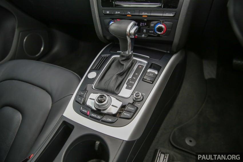 GALLERY: Audi A4 – current B9 vs previous-gen B8 Image #561066