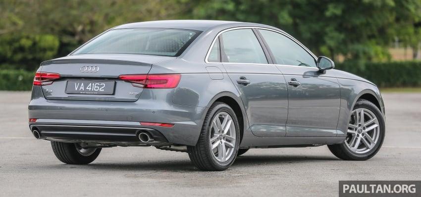 GALLERY: Audi A4 – current B9 vs previous-gen B8 Image #561112