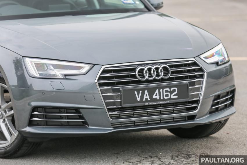 GALLERY: Audi A4 – current B9 vs previous-gen B8 Image #561117