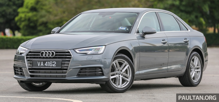 GALLERY: Audi A4 – current B9 vs previous-gen B8 Image #561103