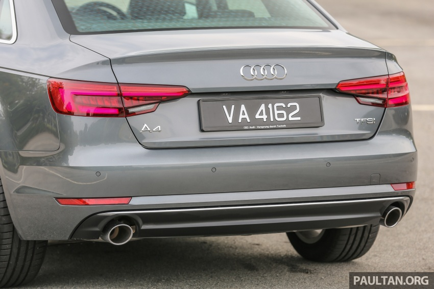 GALLERY: Audi A4 – current B9 vs previous-gen B8 Image #561128