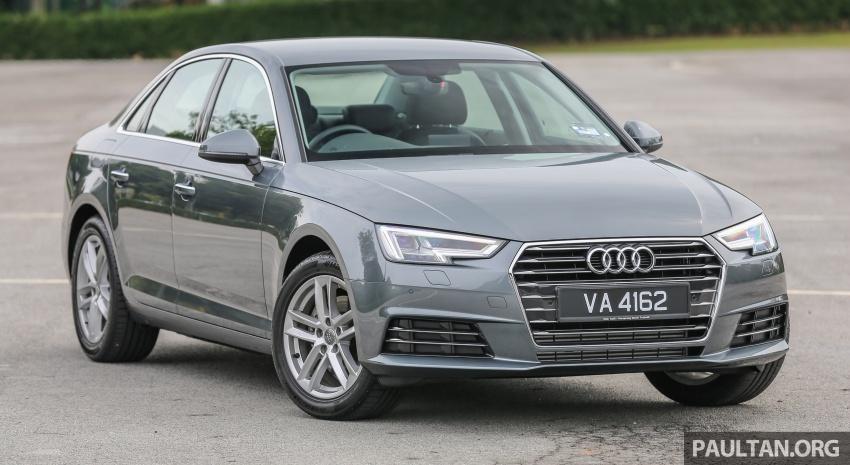 GALLERY: Audi A4 – current B9 vs previous-gen B8 Image #561104