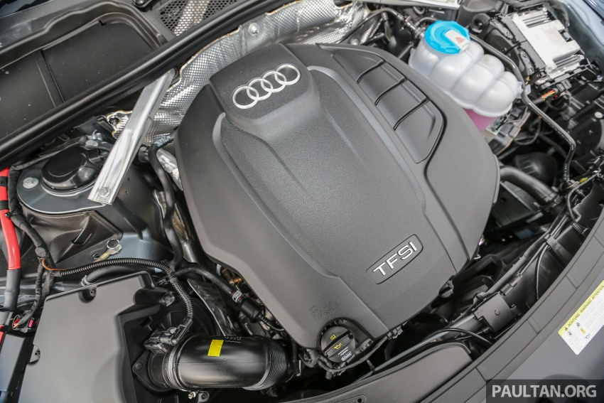 GALLERY: Audi A4 – current B9 vs previous-gen B8 Image #561135