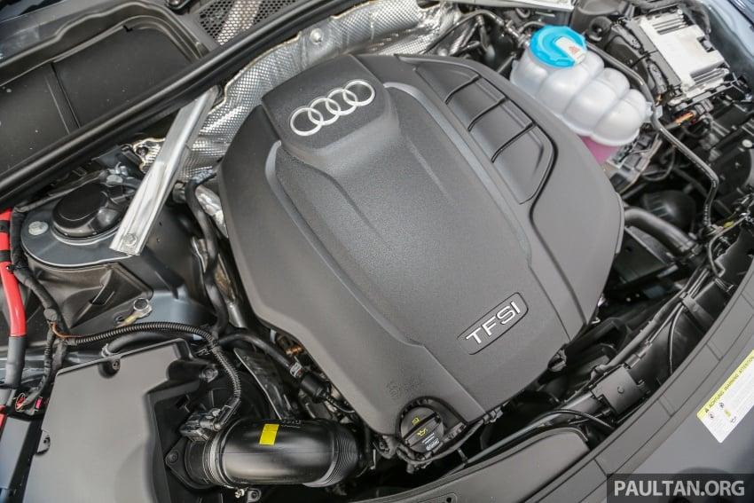 GALLERY: Audi A4 – current B9 vs previous-gen B8 Image #561135