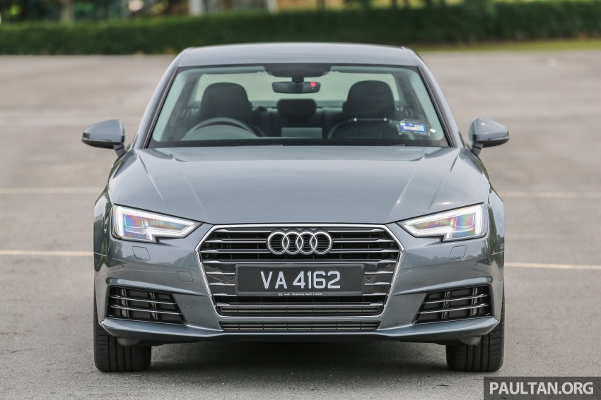 GALLERY: Audi A4 – current B9 vs previous-gen B8 Image #561106