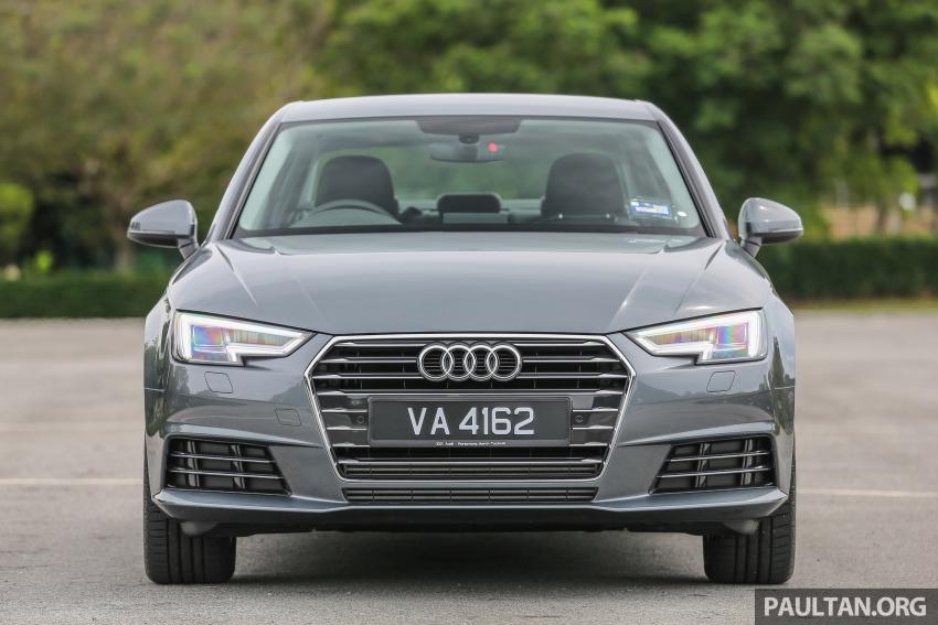 GALLERY: Audi A4 – current B9 vs previous-gen B8 Image #561108