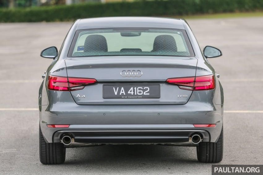 GALLERY: Audi A4 – current B9 vs previous-gen B8 Image #561109
