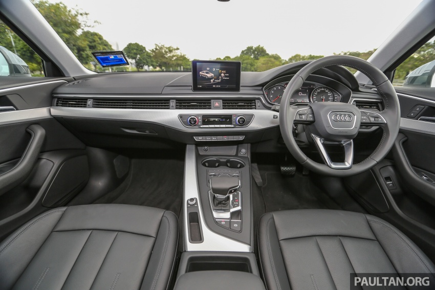 GALLERY: Audi A4 – current B9 vs previous-gen B8 Image #561136
