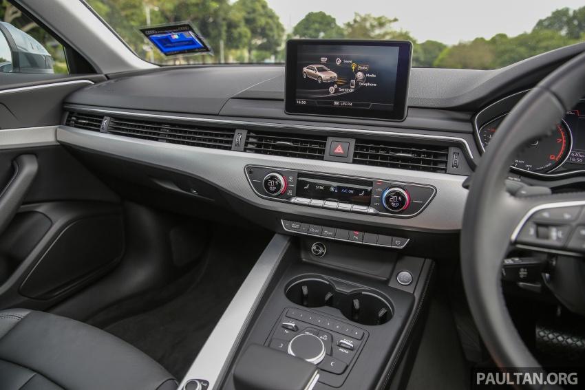 GALLERY: Audi A4 – current B9 vs previous-gen B8 Image #561153