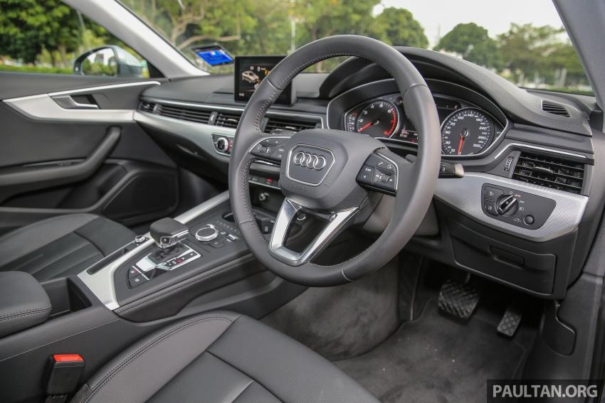 GALLERY: Audi A4 – current B9 vs previous-gen B8 Image #561138