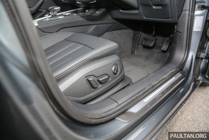 GALLERY: Audi A4 – current B9 vs previous-gen B8 Image #561169