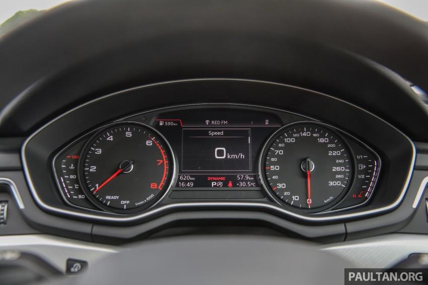 GALLERY: Audi A4 – current B9 vs previous-gen B8 Image #561141