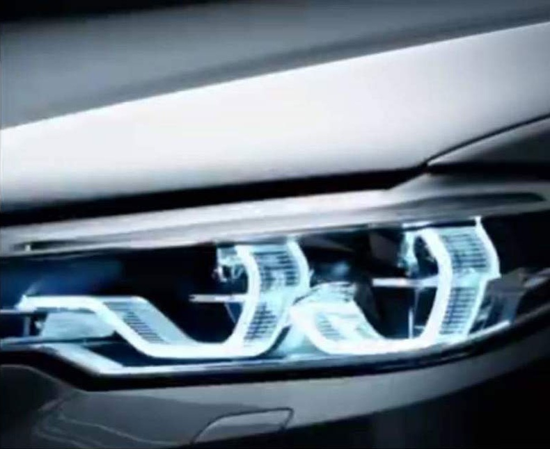 G30 BMW 5 Series teased yet again, shows rear end Image #562191