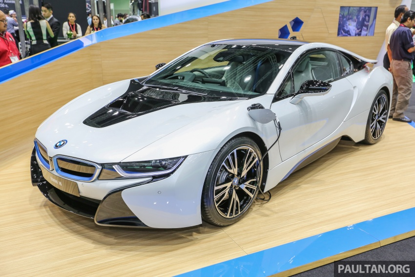 BMW Group Malaysia strengthens partnership with GreenTech – 1,000 ChargEV stations by end-2017 Image #559134