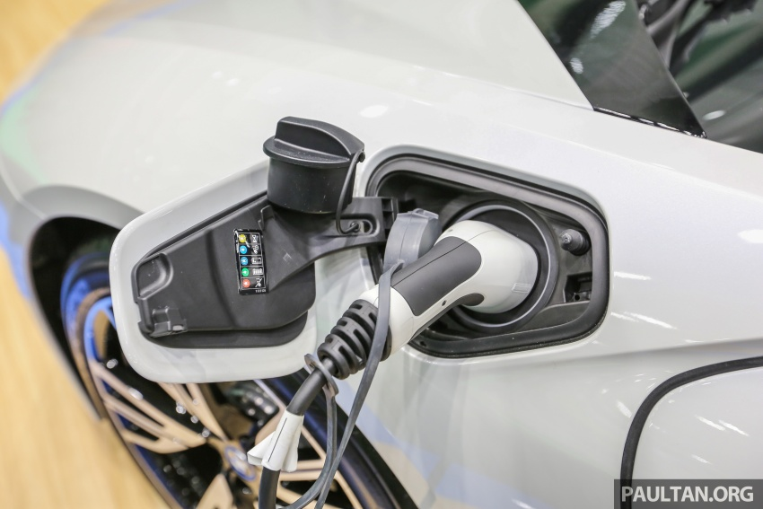 BMW Group Malaysia strengthens partnership with GreenTech – 1,000 ChargEV stations by end-2017 Image #559135