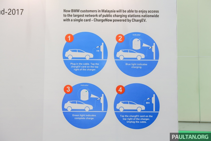 BMW Group Malaysia strengthens partnership with GreenTech – 1,000 ChargEV stations by end-2017 Image #559116