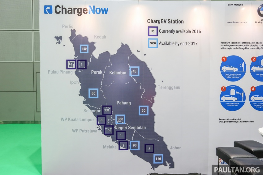 BMW Group Malaysia strengthens partnership with GreenTech – 1,000 ChargEV stations by end-2017 Image #559118