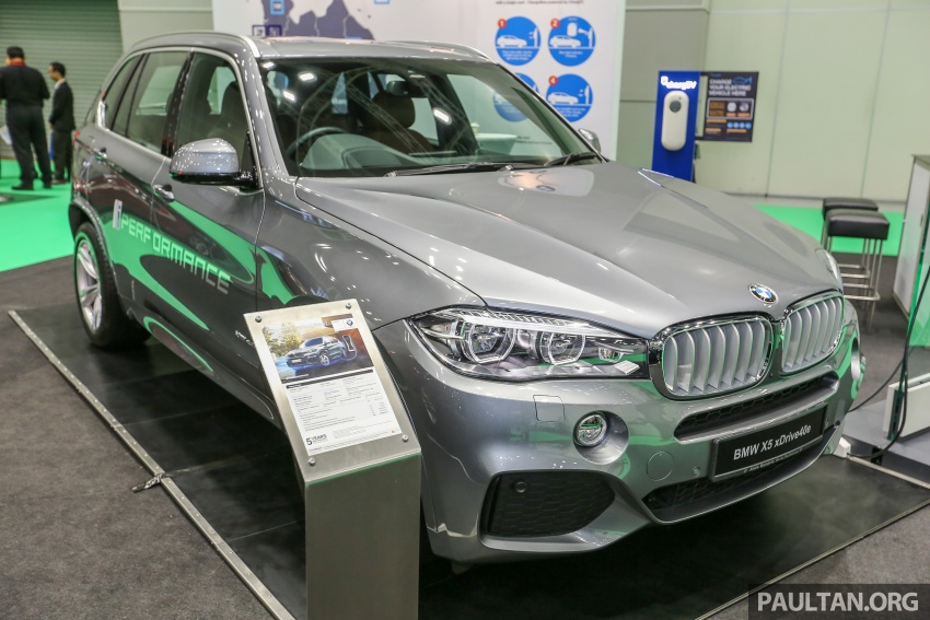 BMW Group Malaysia strengthens partnership with GreenTech – 1,000 ChargEV stations by end-2017 Image #559120