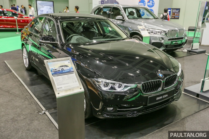 BMW Group Malaysia strengthens partnership with GreenTech – 1,000 ChargEV stations by end-2017 Image #559123