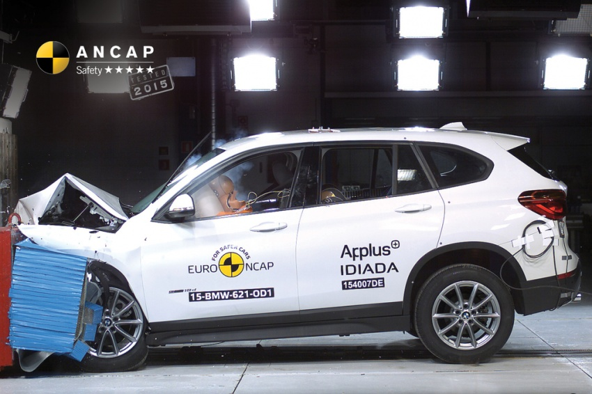 BMW X1, Jeep Renegade and Volkswagen Tiguan manage to secure five-star safety rating from ANCAP Image #559745