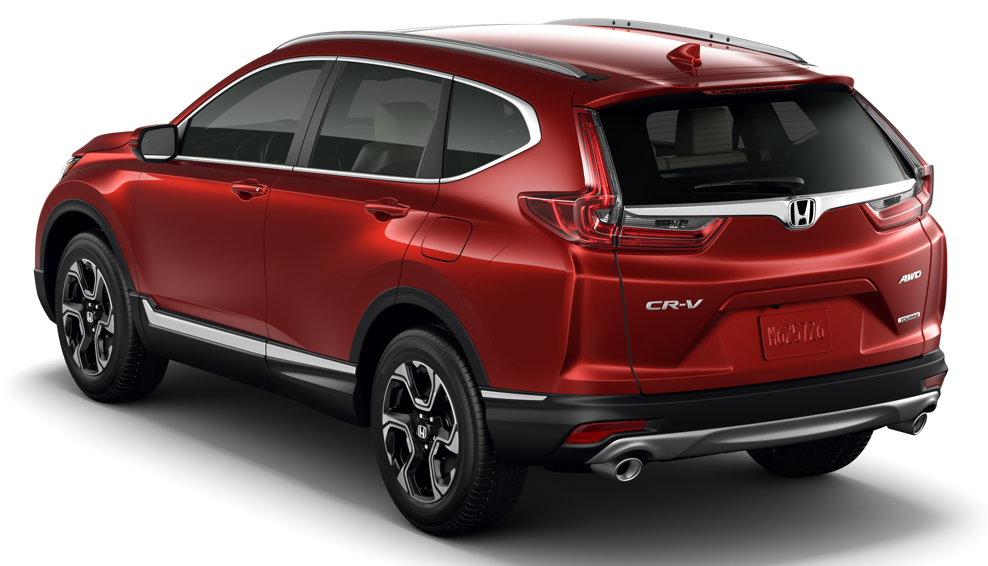 Honda Crv 2017 1.5 Turbo >> 2017 Honda CR-V unveiled – new 190 hp 1.5L turbo engine, premium interior, even more practical ...