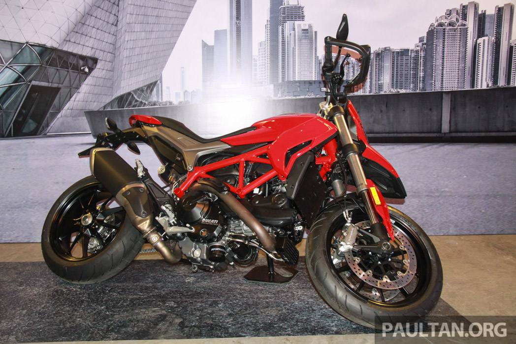 Ducati Hypermotard  Malaysia