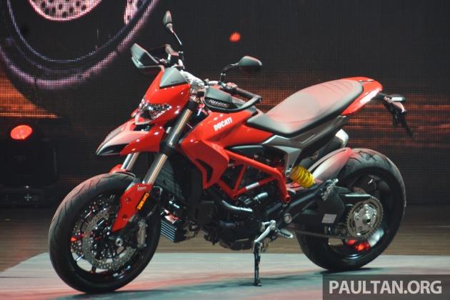 Ducati Hypermotard  Price Malaysia