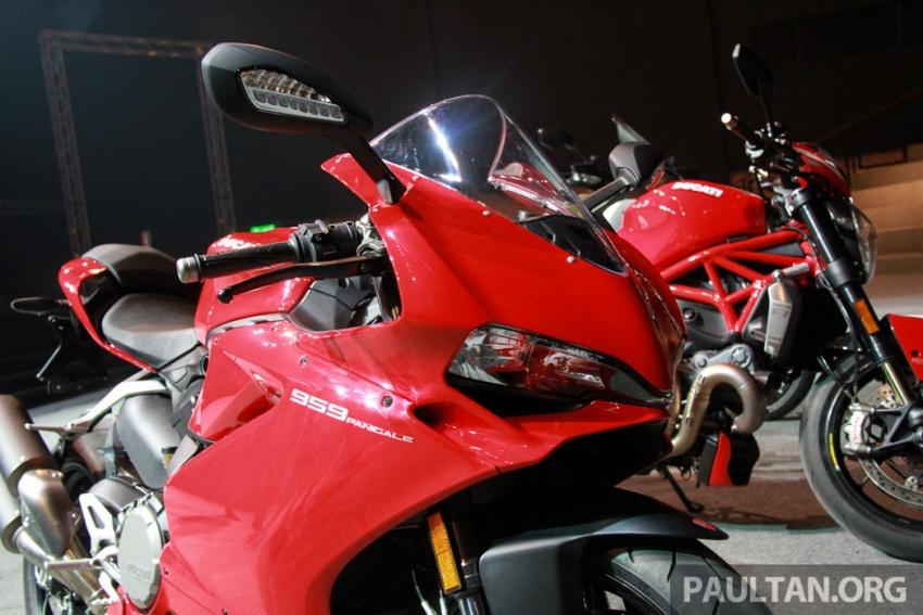 Ducati Panigale 959 tiba di M'sia – harga RM100k Image #567382