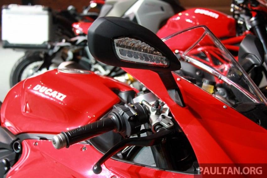 Ducati Panigale 959 tiba di M'sia – harga RM100k Image #567383