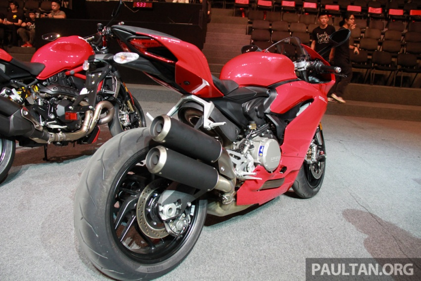 Ducati Panigale 959 tiba di M'sia – harga RM100k Image #567389