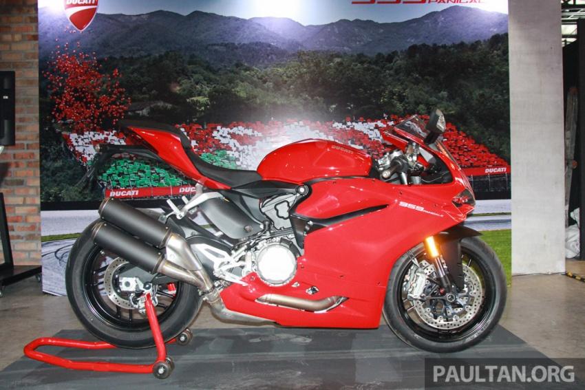 Ducati Panigale 959 tiba di M'sia – harga RM100k Image #567375