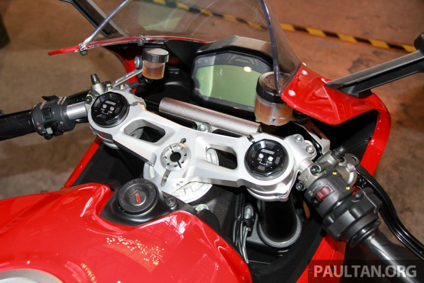 Ducati Panigale 959 tiba di M'sia – harga RM100k Image #567380