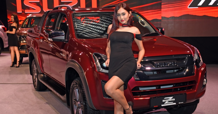 Isuzu D-Max facelift launched in Malaysia – three trim levels available, eight variants; priced from RM80k Image #568853