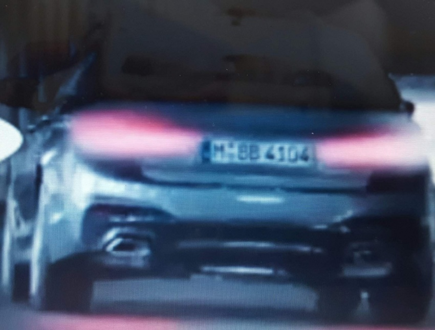 G30 BMW 5 Series teased yet again, shows rear end Image #562192