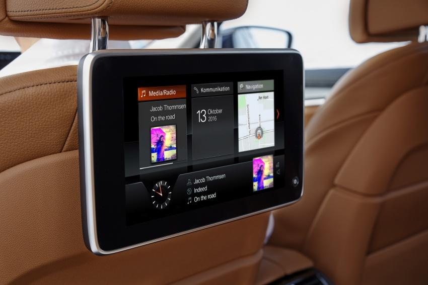 G30 BMW 5 Series diperkenal – di pasaran Feb 2017 Image #563265