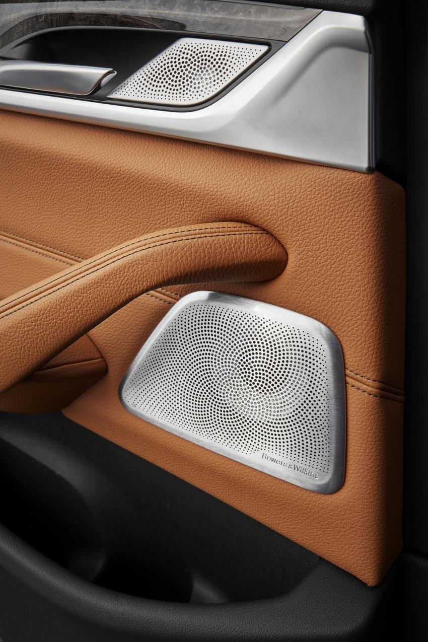 G30 BMW 5 Series diperkenal – di pasaran Feb 2017 Image #563266