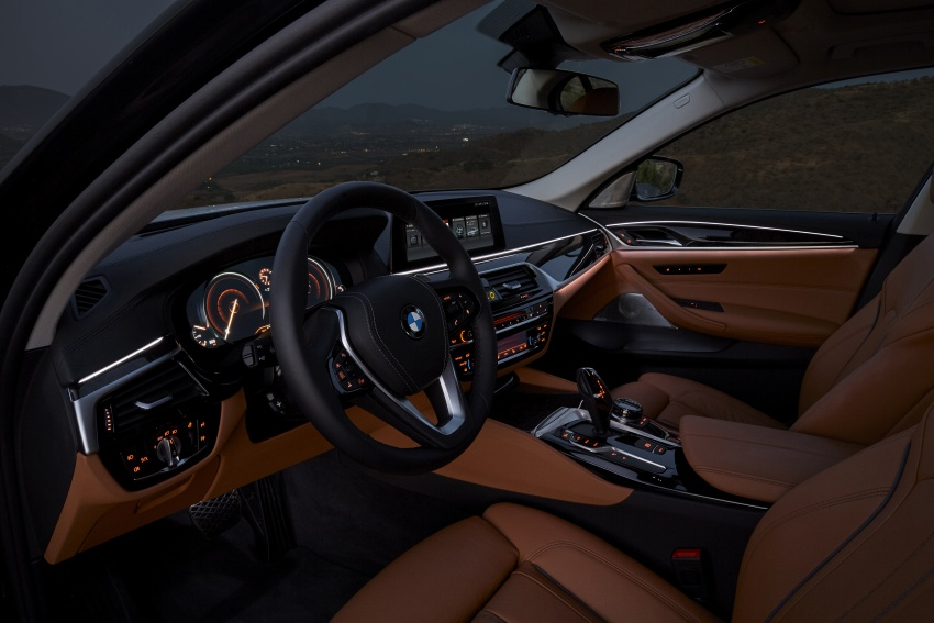 G30 BMW 5 Series unveiled – market debut in Feb 2017 Image #562986