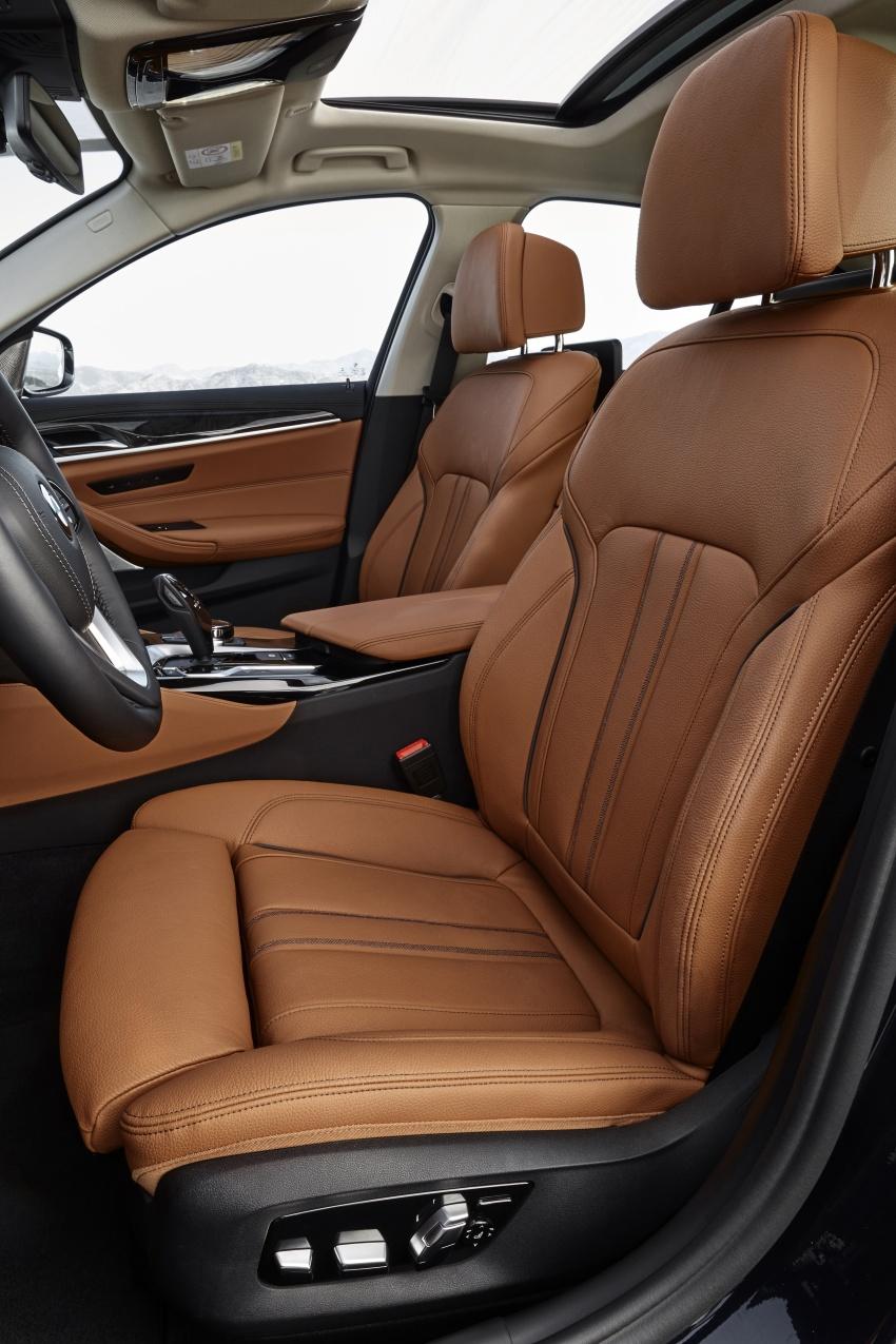 G30 BMW 5 Series diperkenal – di pasaran Feb 2017 Image #563271