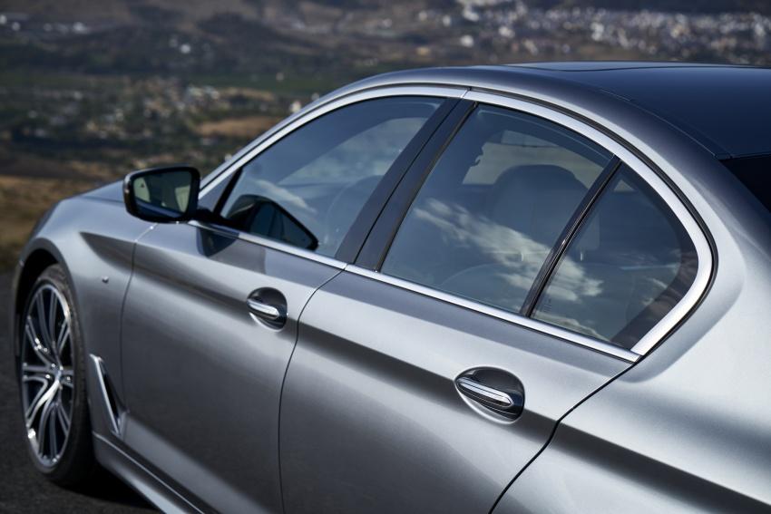 G30 BMW 5 Series diperkenal – di pasaran Feb 2017 Image #563272