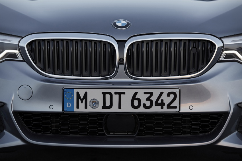 G30 BMW 5 Series unveiled – market debut in Feb 2017 Image #562999