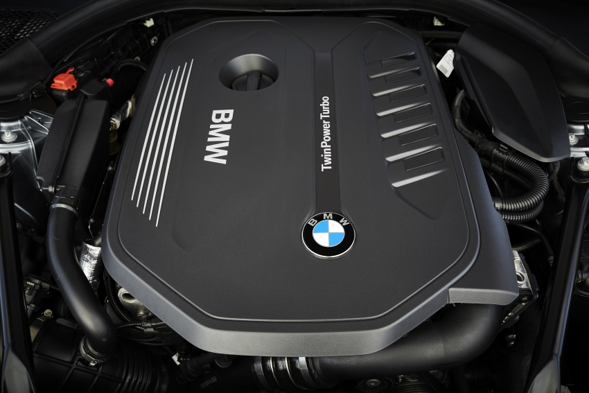 G30 BMW 5 Series unveiled – market debut in Feb 2017 Image #563013