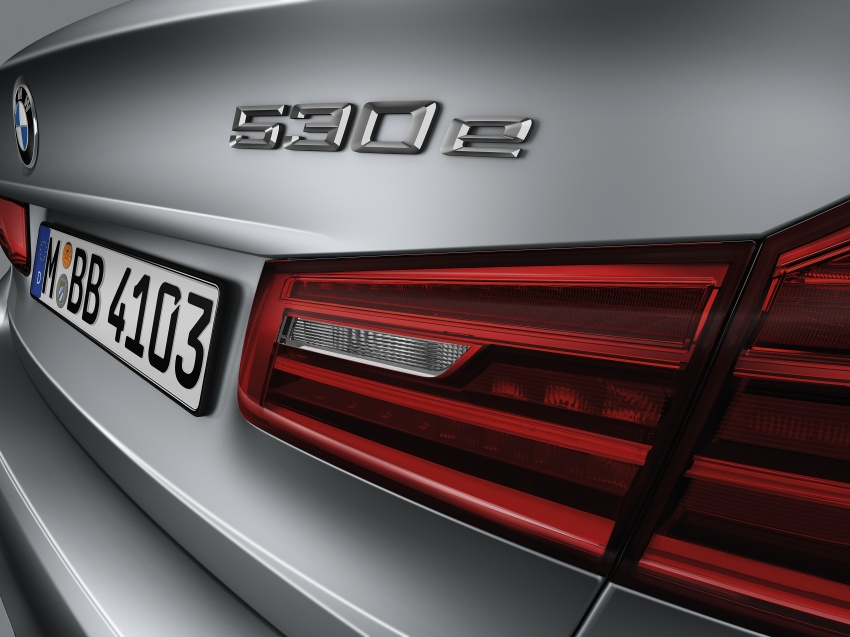 G30 BMW 5 Series unveiled – market debut in Feb 2017 Image #563026