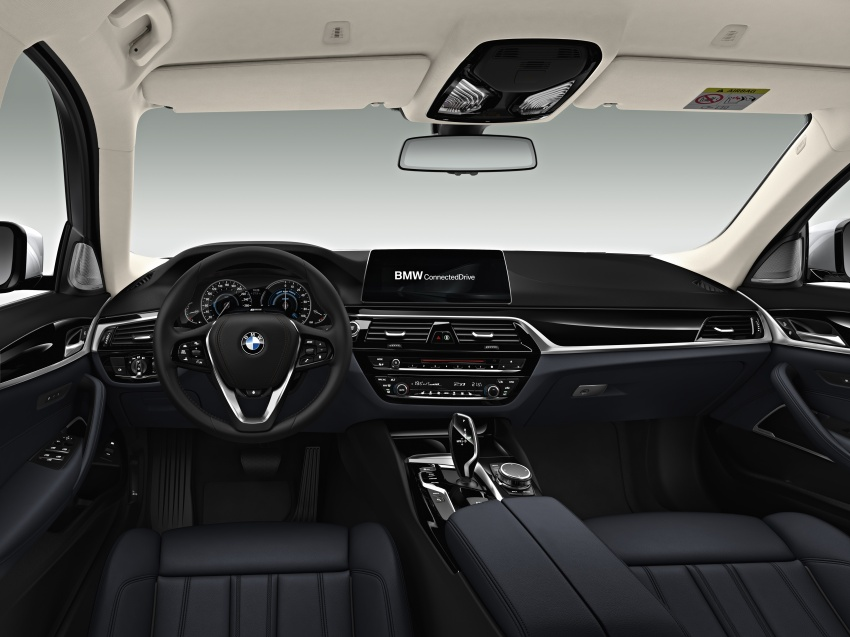 G30 BMW 5 Series unveiled – market debut in Feb 2017 Image #563028