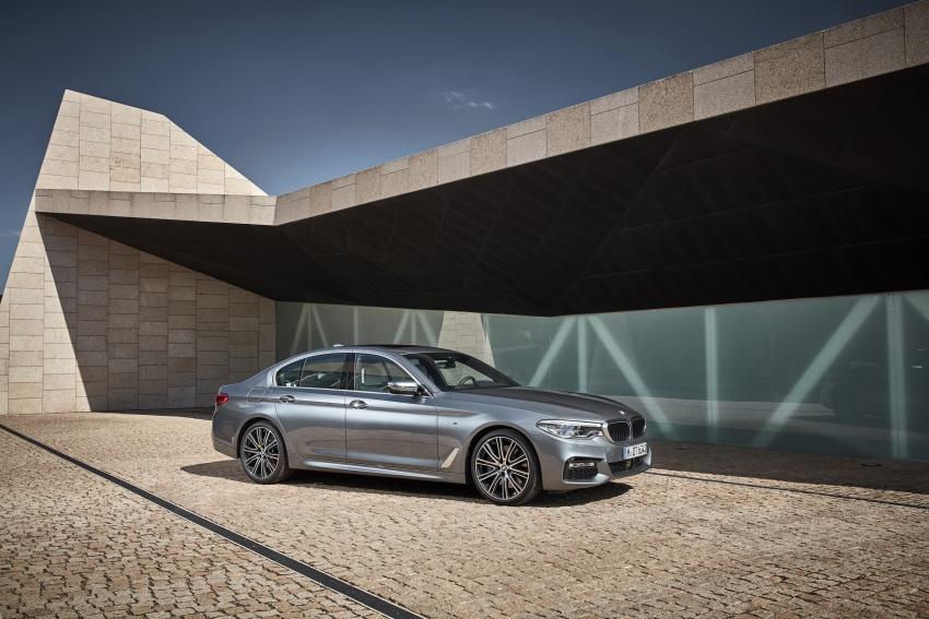 G30 BMW 5 Series unveiled – market debut in Feb 2017 Image #562878