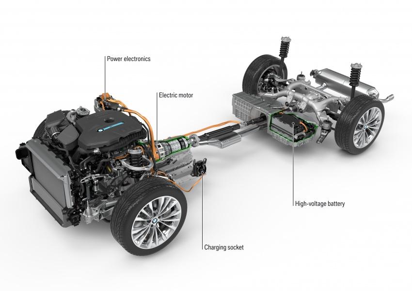 G30 BMW 5 Series diperkenal – di pasaran Feb 2017 Image #563161