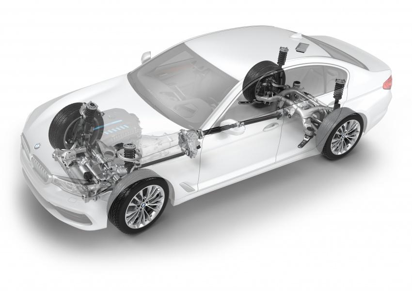 G30 BMW 5 Series diperkenal – di pasaran Feb 2017 Image #563152